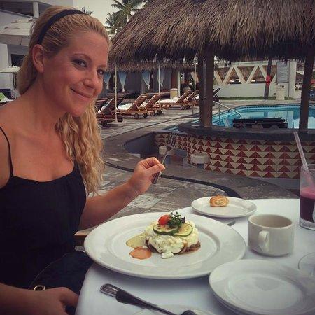 Villa Premiere Boutique Hotel & Romantic Getaway: desayuno!