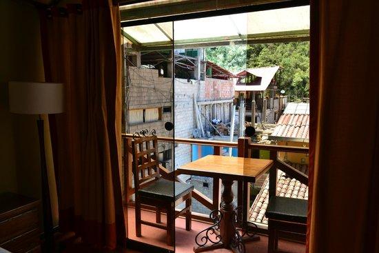 Hotel La Cabana Machu Picchu: Vista