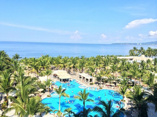 Hotel Riu Vallarta: Beatiful view