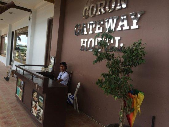 Coron Gateway Hotel & Suites: Gateway Hotel