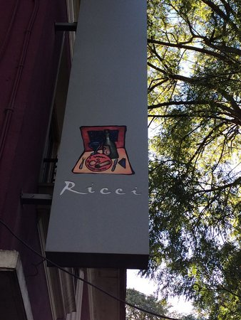 Placa do Ricci