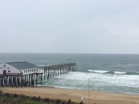 Hilton Garden Inn Outer Banks/Kitty Hawk: the view out back.