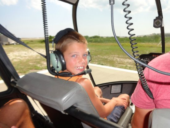 Orange Beach Helicopter Tours Fly Oasis