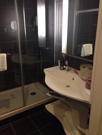 Aparthotel Adagio Liverpool City Centre: Bathroom