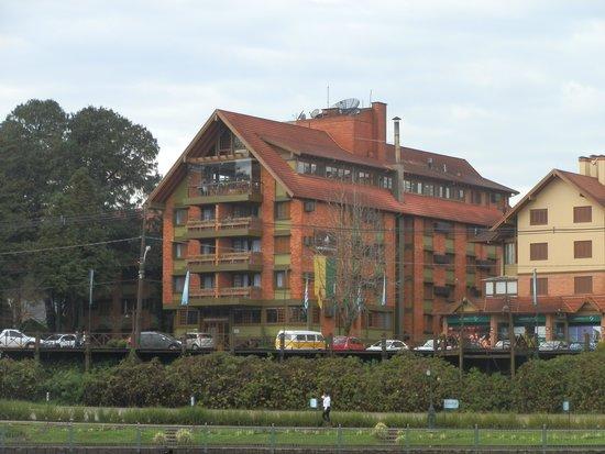 Hotel Laghetto Gramado: FACHADA