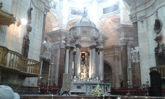 Catedral de Cádiz: Interior de la Catedral