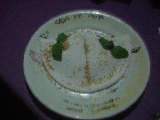 Casa de Taipa: Delícia de tapioca