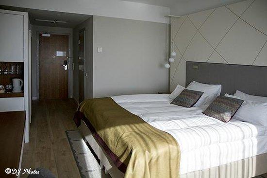 Radisson Blu Sky Hotel: Room