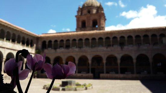 Convento de Santo Domingo: Ambiente