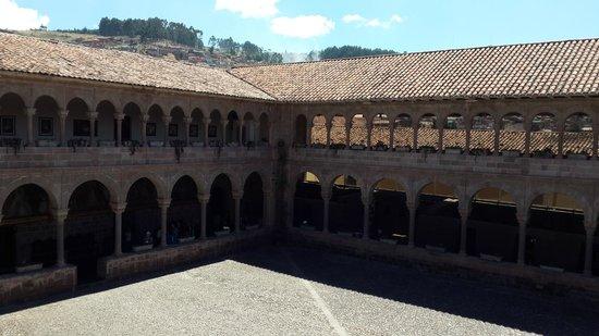 Convento de Santo Domingo: Plaza