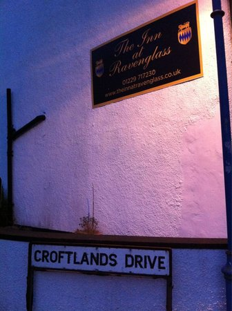 The Inn at Ravenglass: The little place on the corner!