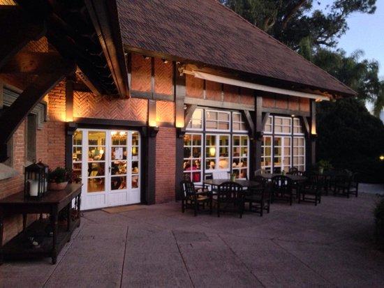 Hotel L'Auberge: Restaurant