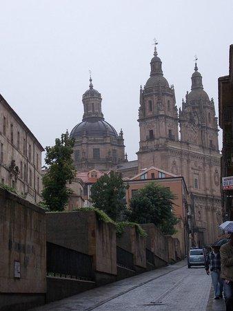 Centro histórico de Salamanca: Vista da Clerecia