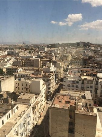 Africa Hotel: view from my room in tunis