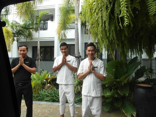 Shinta Mani Resort: welcome home