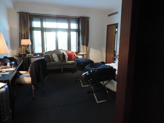 Hotel Primero Primera: Vista do Apartamento