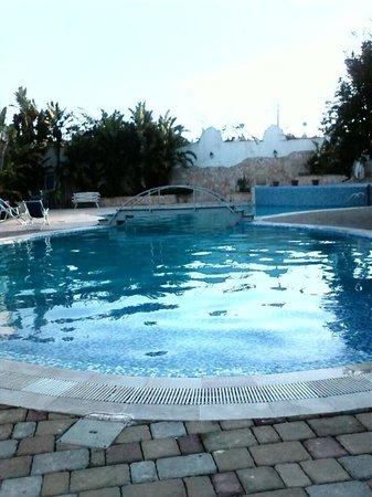 Perla Hotel : piscina