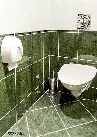 Ambassador Hotel : Bathroom