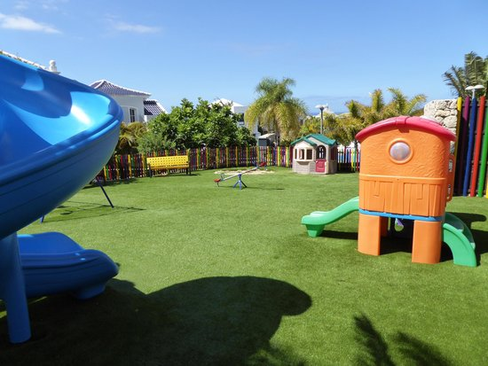 Hotel Suite Villa Maria: play area