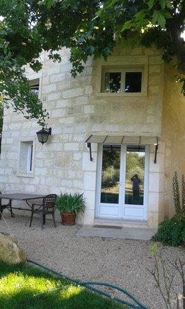 Mas de la Croix d'Arles : Our apartment