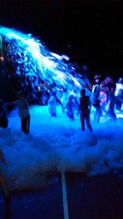 Iberostar Torviscas Playa: Foam Party