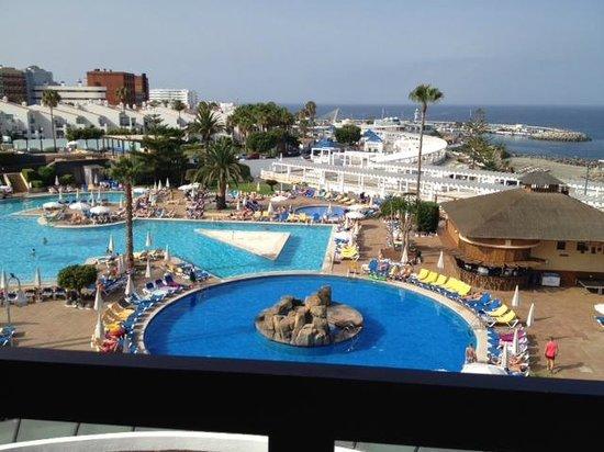 Iberostar Sábila: Pool / sea view