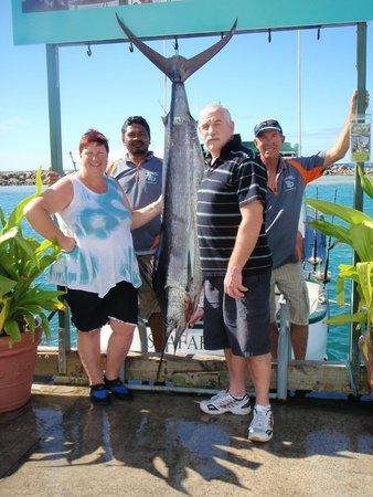 Seafari Fishing Charters: AWESOME!!!
