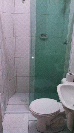 Hotel Calstar : Boz do banheiro