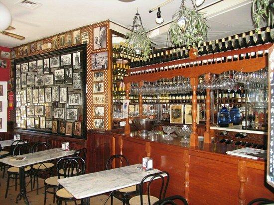 Cafe Alianza : Restaurante Alianza. Barrio de Santa Cruz.