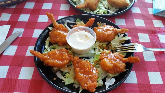 Pier 69: Buffalo Shrimp