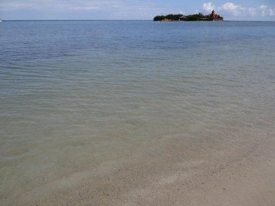 Hotel Riu Montego Bay: La playa