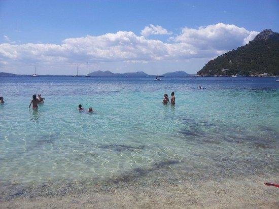 Formentor Playa: Formentor favoloso