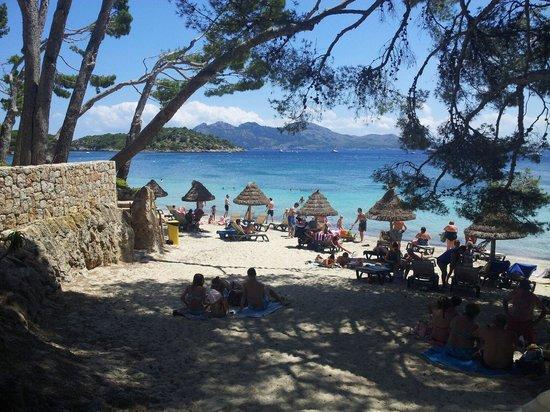 Formentor Playa: Formentor 8 luglio 2014