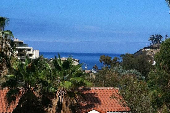 Catalina Canyon Resort & Spa: Ocean view from room 301