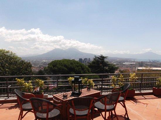Villa Capodimonte Hotel Naples