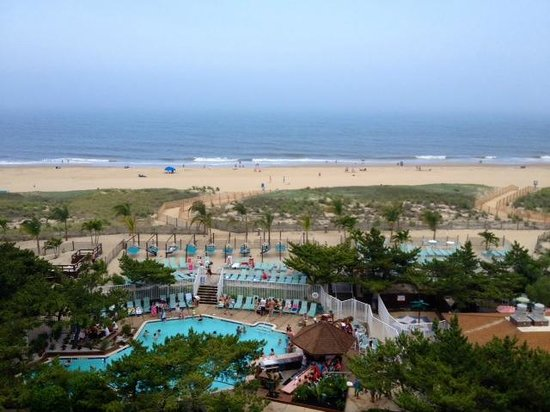 Holiday Inn Ocean City: Beautiful view from room 720