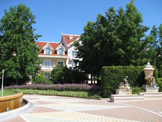 Gardaland Hotel : Giardino