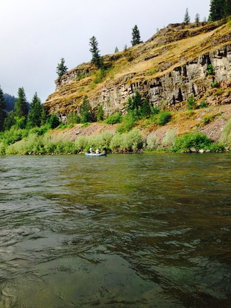 The Resort at Paws Up: Fishing on Blackfoot