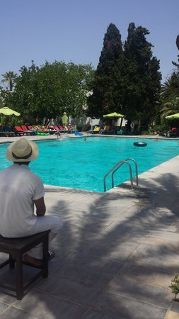 The Orangers Beach Resort & Bungalows: Pool