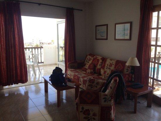 Blue Sea Callao Garden: The apartment