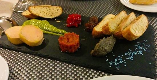 Telde, Spagna: Micuit de foie