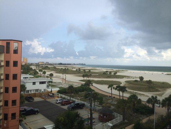Residence Inn by Marriott St. Petersburg Treasure Island: view from room