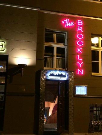 The Brooklyn : Eingang zum Brooklyn