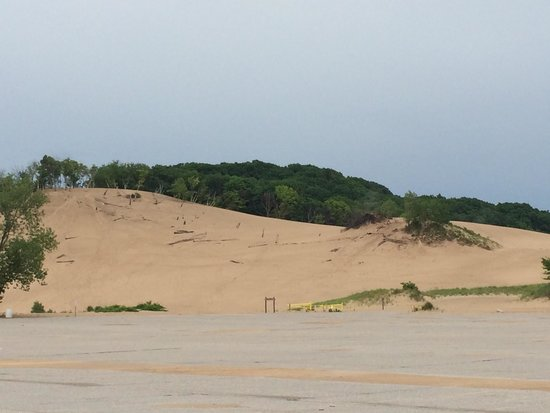 Warren Dunes State Park Campground