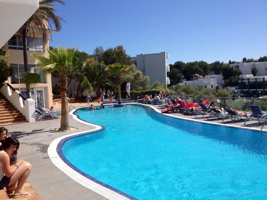 Ferrera Beach Apartments: Great pool if you can get a lounger