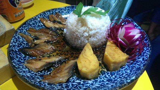 Zaibatsu : Eel rice
