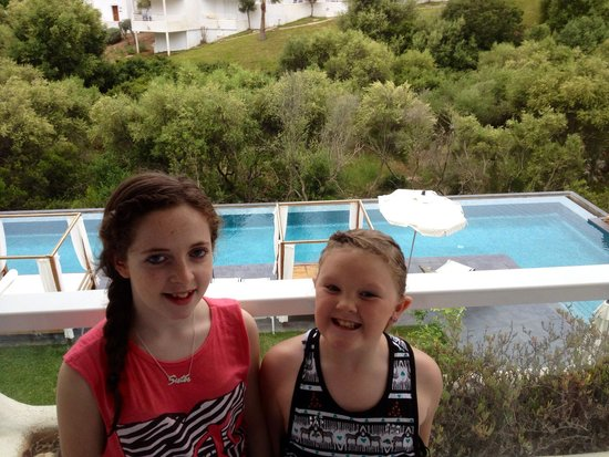 Ferrera Beach Apartments: Kids loved it
