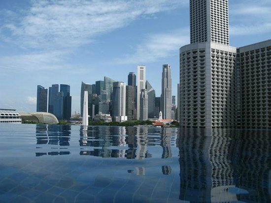 Naumi Hotel: Hotel Pool
