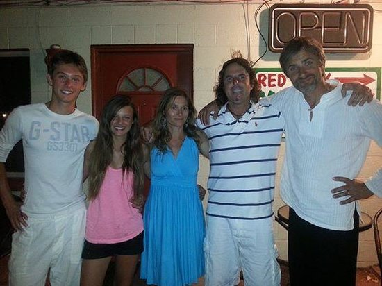 Red Rock Motel: Guests from France- The Fouche Family