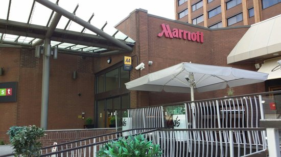 Cardiff Marriott Hotel: Carrdiff Marriott